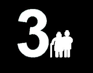 Una vez que la familia escoja a la candidata, se procederá a realizar un periodo de prueba de 15 días donde ambas partes podrán evaluar el funcionamiento de la relación entre la cuidadora y el paciente. En caso de desear un cambio de personal, se repetirá el procedimiento sin costo alguno.